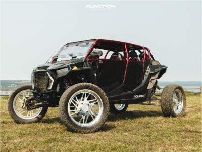 2021 Polaris RZR Turbo S4 - 22 x 7 -  -  -