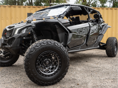 2019 Can-Am Maverick X3 Max Turbo R - 15 x 10 -  -  -