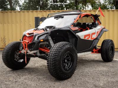 2019 Can-Am Maverick X3 Max Turbo - 15 x 10 -  -  -