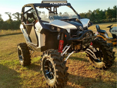 2014 Can-Am Maverick 1000 17.00x10.00 STI Aluminum