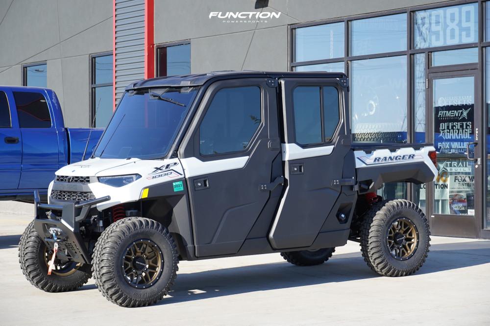 1 2021 Ranger Crew Xp 1000 Northstar Ultimate Polaris Stock Raceline Krank Bronze
