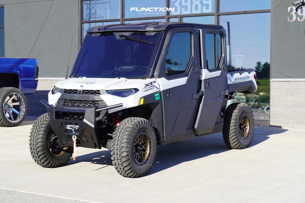 12 2021 Ranger Crew Xp 1000 Northstar Ultimate Polaris Stock Raceline Krank Bronze