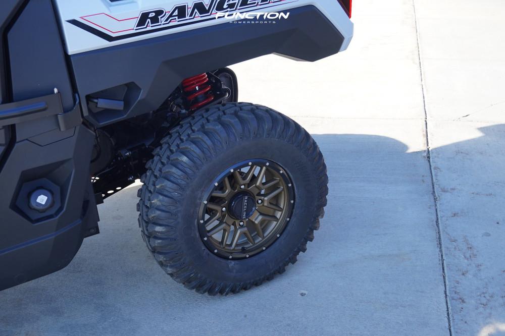 7 2021 Ranger Crew Xp 1000 Northstar Ultimate Polaris Stock Raceline Krank Bronze