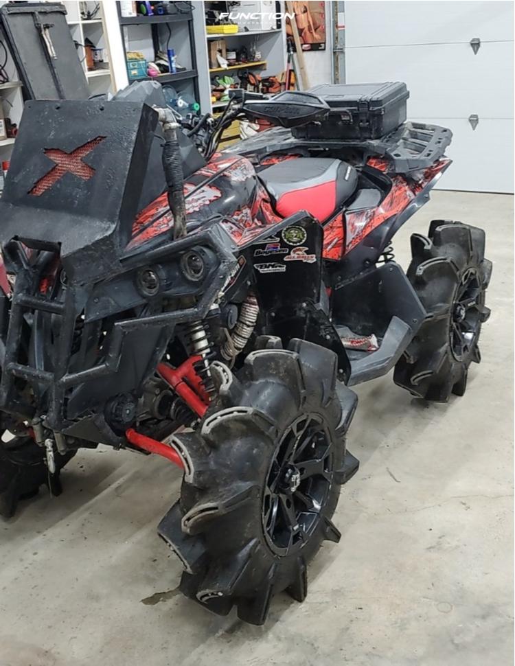 1 2017 Renegade 1000 X Xc Can Am Fox Racing 15 Msa Other Black
