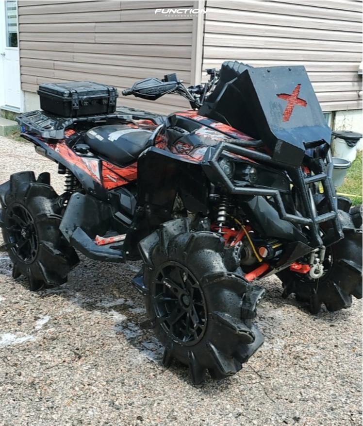 2 2017 Renegade 1000 X Xc Can Am Fox Racing 15 Msa Other Black