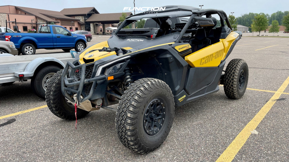 1 2018 Maverick X3 X Ds Turbo R Can Am Fox Racing 26 Other Other Black