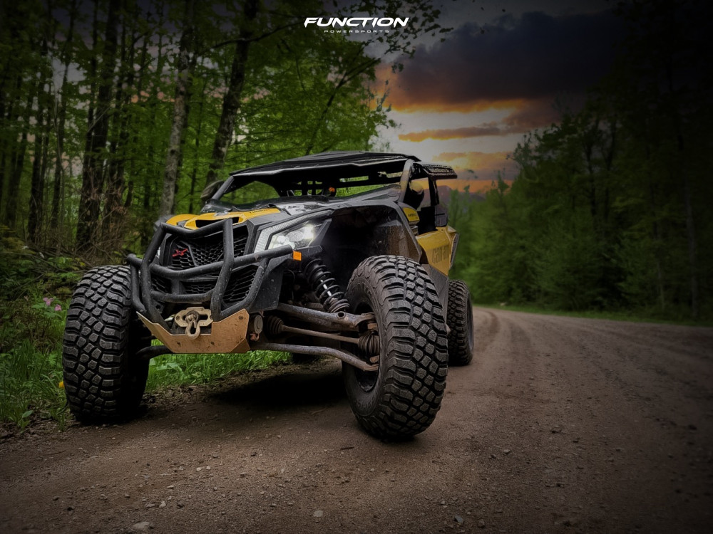 2 2018 Maverick X3 X Ds Turbo R Can Am Fox Racing 26 Other Other Black