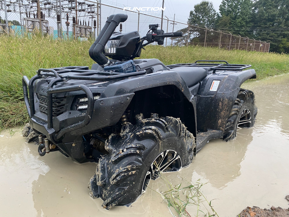 9 2015 Trx500fe1 Fourtrax Foreman 4x4 Es Honda Stock Hd Alloy Other Machined Accents