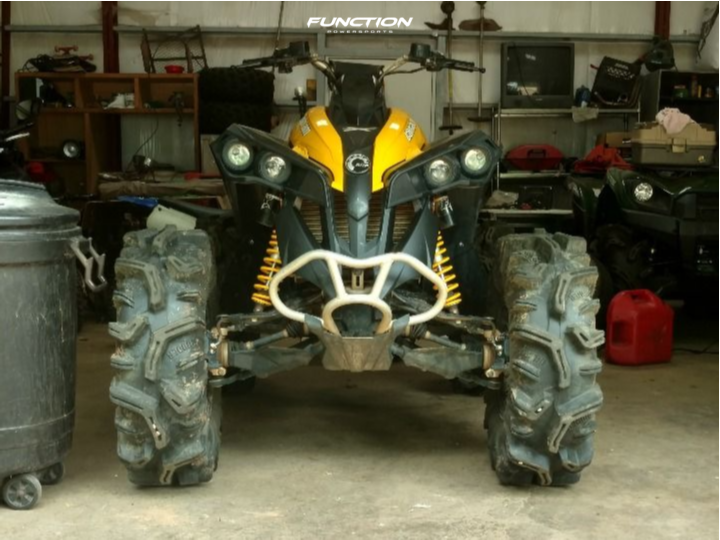 2 2014 Renegade 1000 Can Am Stock Outside Flares