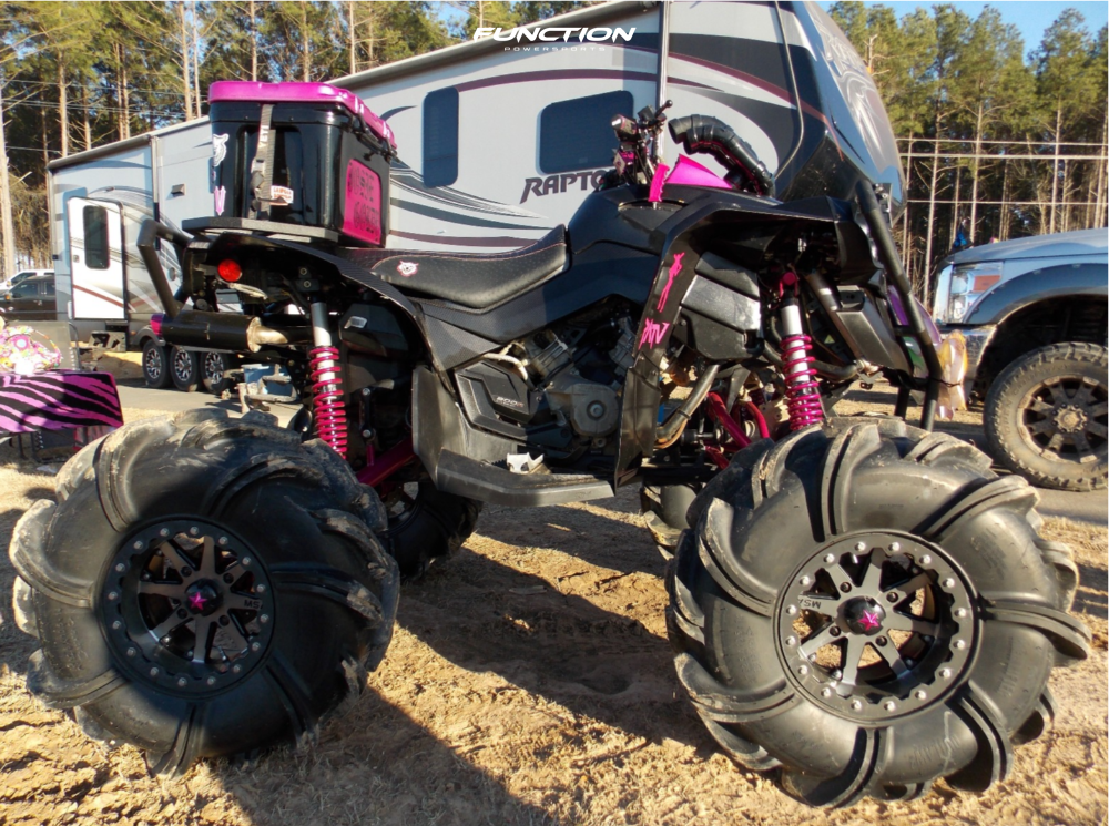 12 2014 Renegade 800 Can Am Lift 6 Outside Flares