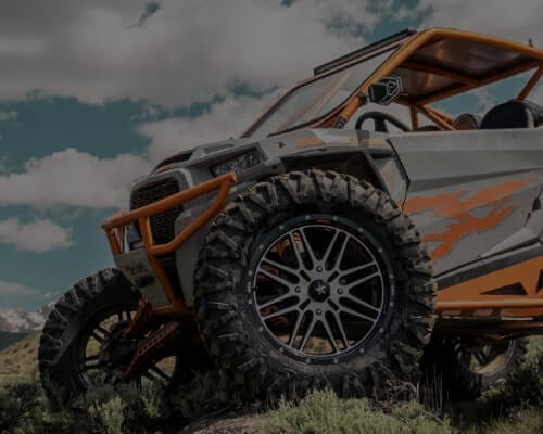 Shop Function Powersports Wheel & Tire Packages
